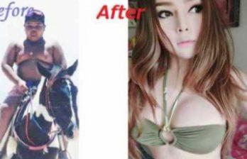 <!--:ru-->В Таиланде толстый парень превратился в роскошную девушку<!--:-->