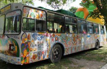 <!--:ru-->Почти шесть тысяч горожан посетили этим летом библиотеку на колесах в парке «Долина роз»<!--:-->