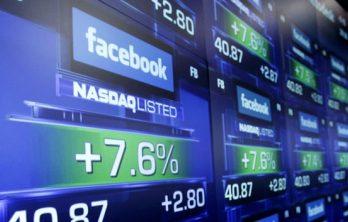 <!--:ru-->С момента выхода Facebook на фондовый рынок цена ее акций выросла вдвое<!--:-->