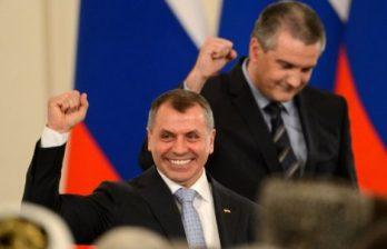 <!--:ru-->Уроженцы Молдовы Сергей Аксенов и Владимир Константинов сохранили руководящие посты в Крыму<!--:-->