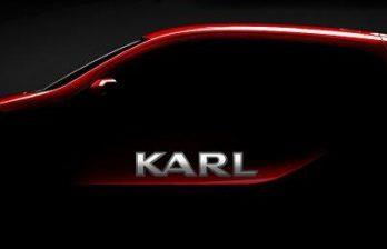 <!--:ru-->Его зовут Karl: анонсирован самый крохотный хэтчбек Opel<!--:-->
