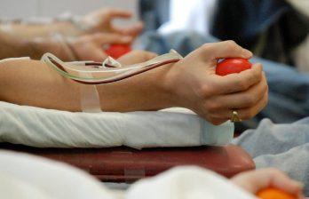 <!--:ru-->Десятки людей пришли в мобильный пункт приема донорской крови в одном из кишиневских торговых центров<!--:-->