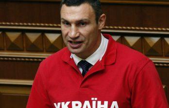 <!--:ru-->Кличко собирается выпустить сборник своих высказываний<!--:-->