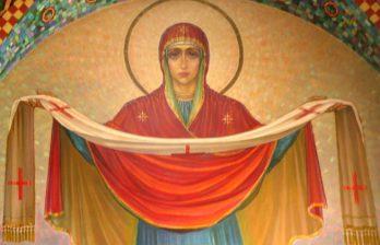 <!--:ru-->Православные христиане отмечают Покров Пресвятой Богородицы<!--:-->