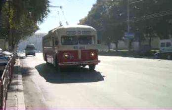 <!--:ru-->Троллейбус 1949 года выпуска вновь курсирует по столичным улицам<!--:-->