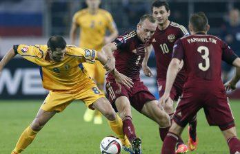 <!--:ru-->Молдавская команда сыграла вничью 1:1 в Москве против России<!--:-->