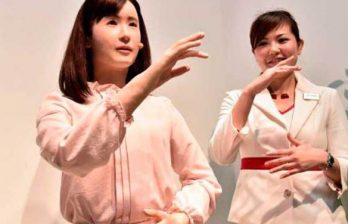 <!--:ru-->Японцы создали реалистичного робота-андроида<!--:-->