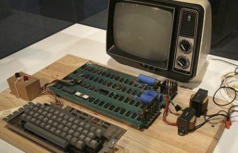 <!--:ru-->Раритетный компьютер от Apple продан за 905 тысяч долларов<!--:-->