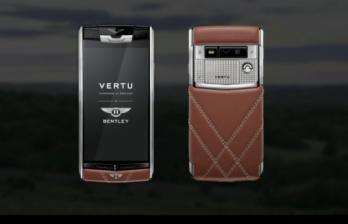 <!--:ru-->Vertu и Bentley выпустили смартфон по цене автомобиля<!--:-->