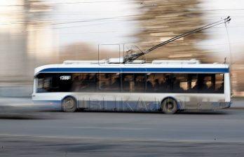 <!--:ru-->Ещё пять новых троллейбусов появятся на улицах Кишинева в этом году<!--:-->