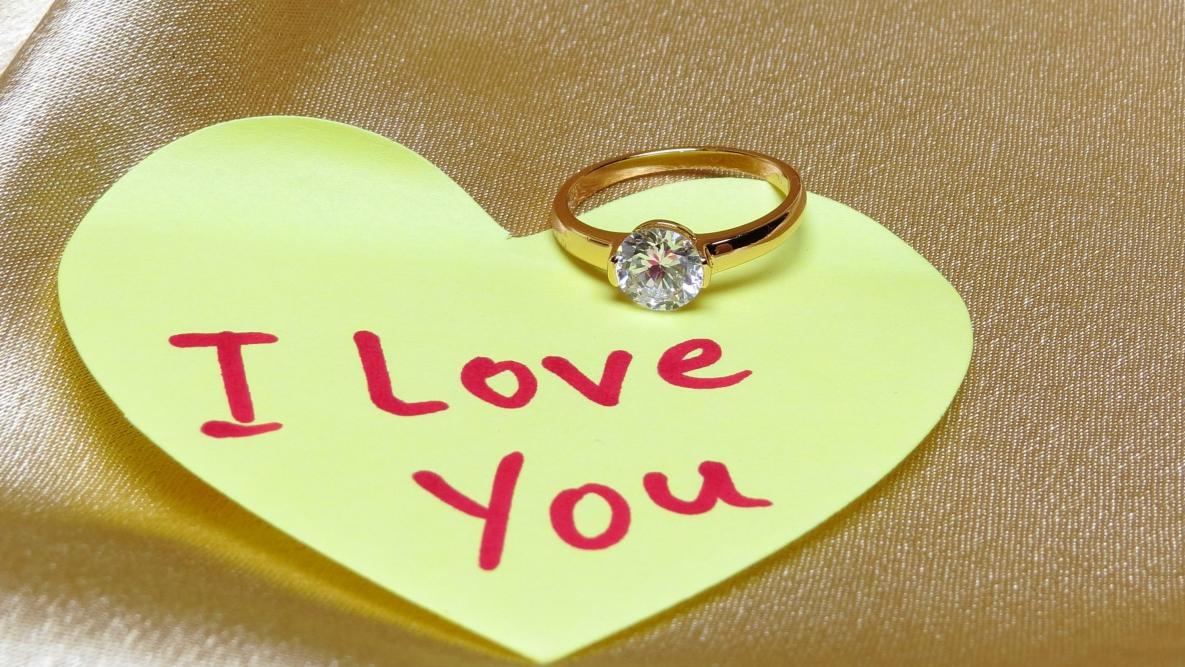 Как красиво сделать девушке предложение выйти замуж своими руками
