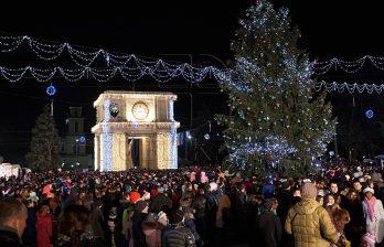 <!--:ru-->В столице зажгли огни на главной елке страны<!--:-->