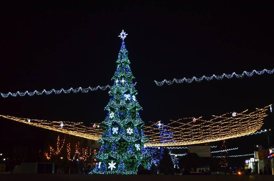 Наша ль елка всех милее, наш ли сайт всех красивее?
