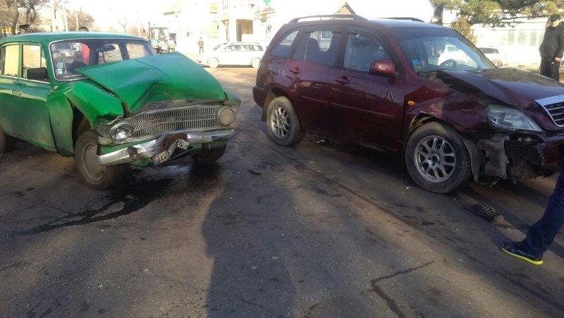 В Бельцах произошла серьезная авария (ФОТО)