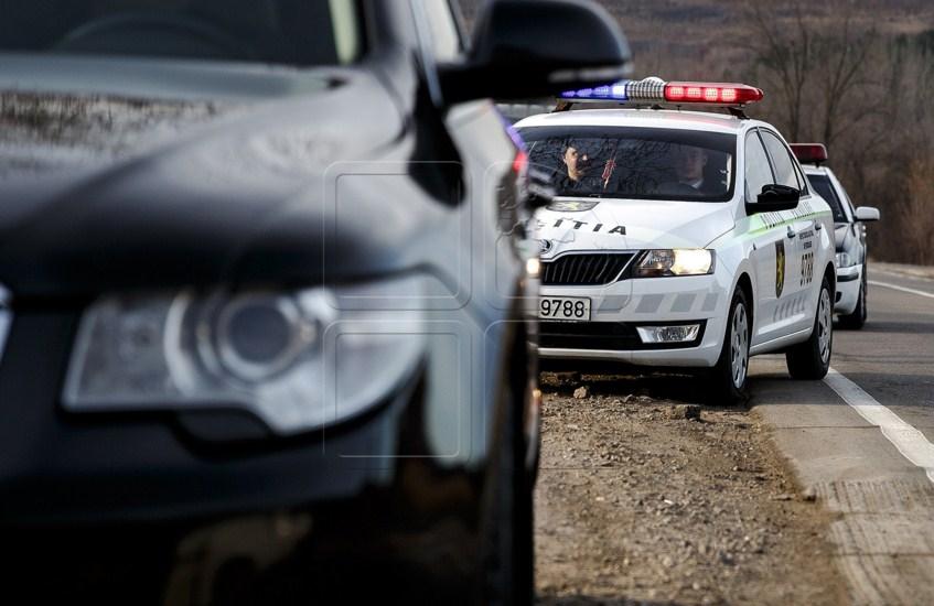 Уступите дорогу, едет VIP: инспекторы проверили водителей