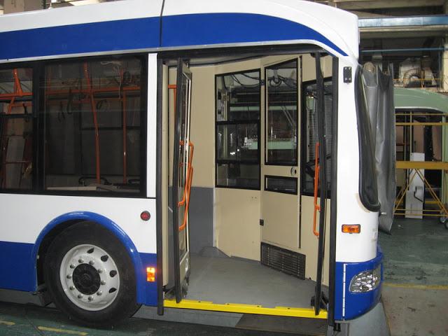 Проезд в троллейбусах в новогоднюю ночь будет бесплатным