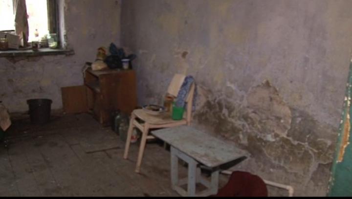 Молдавский боксёр живет в Бельцах в нечеловеческих условиях