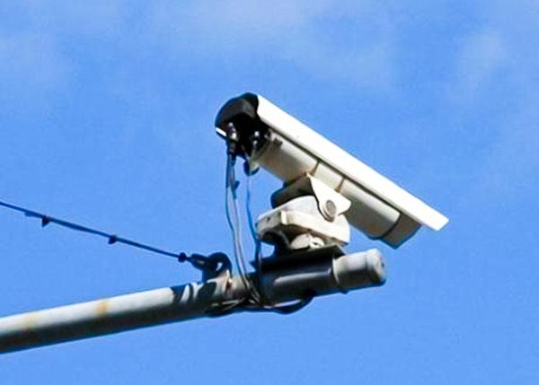 Видеокамеры на бельцких дорогах не работают