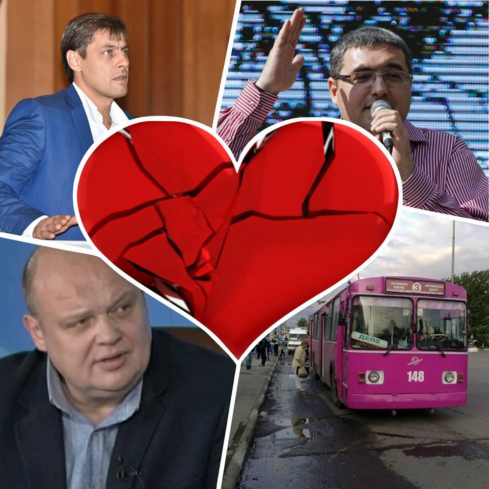Необъявленная война кондукторов и ревизоров в Бельцах продолжается
