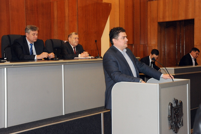 ЭКСКЛЮЗИВ! Октавиан Калмык провёл встречу с бельцкими бизнесменами (ФОТО, ВИДЕО)