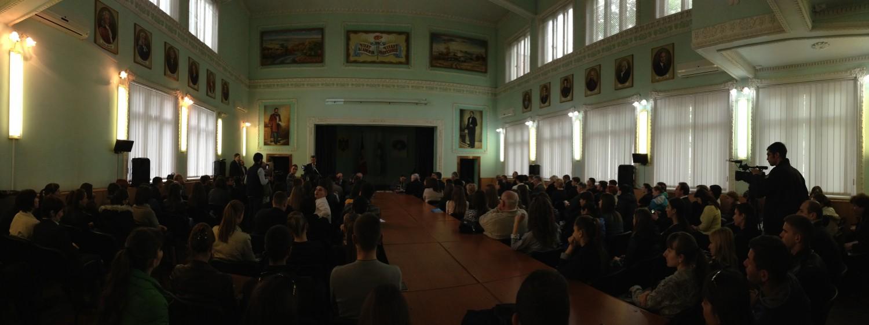 ЭКСКЛЮЗИВ! Визит принца Румынии Раду в БГУ им. Алеку Руссо (ФОТО, ВИДЕО)