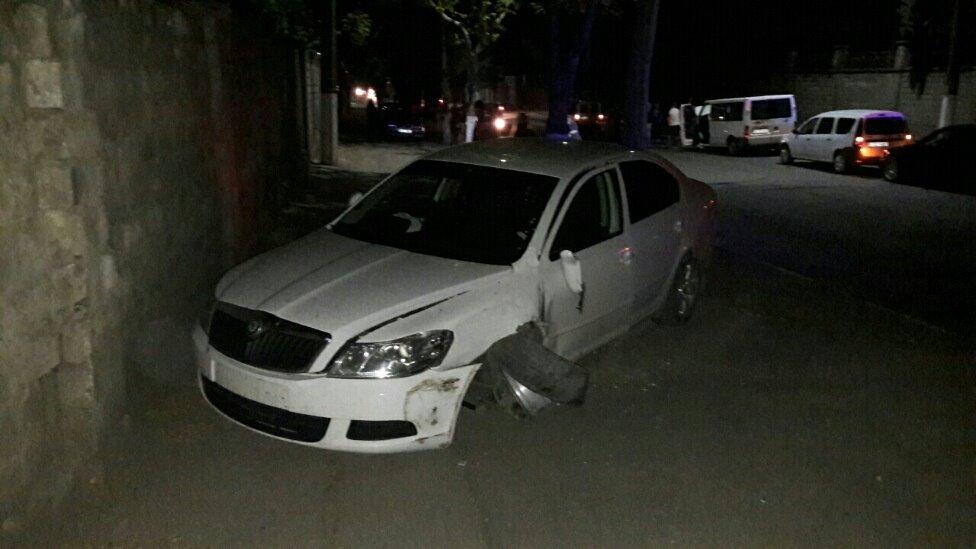 В понедельник в Бельцах произошло серьезное ДТП (Фото)