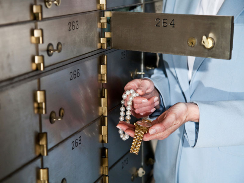 safe-deposit-box