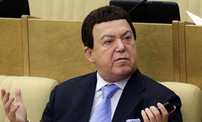 Мединский удалил Кобзона изэкспертного совета Минкультуры