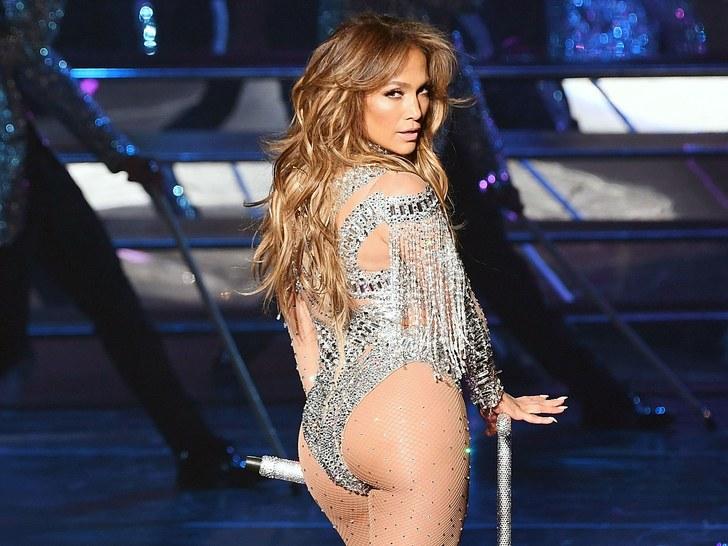 Jennifer lopez butt ass