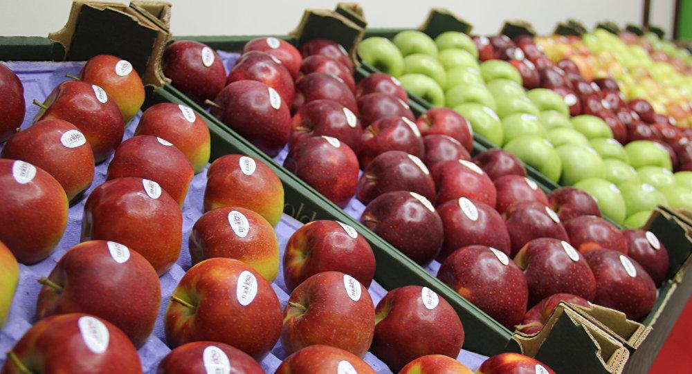 Яблоки из Фалешт продаются в Саудовской Аравии и Катаре