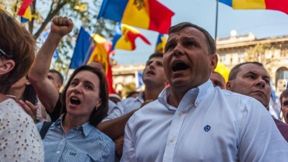 Майя Санду победила Андрея Нэстасе и сегодня они объявят о двух отдельных фракциях