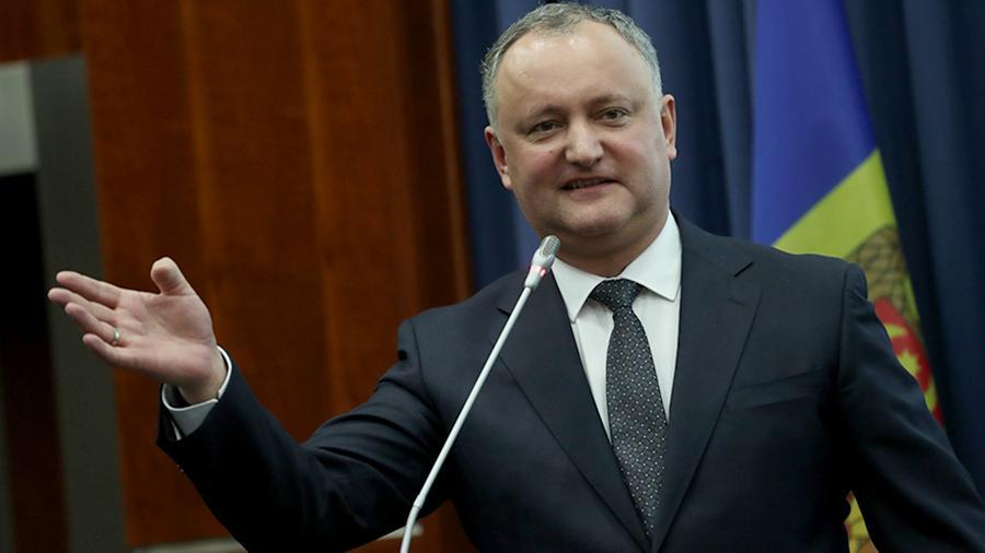 Игорь Додон ждет сегодня лидеров ПСРМ, ДПМ и блока ACUM на дискуссии