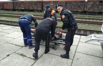 (18+) Полиция в Бельцах просит опознать мужчину - он был найден без сознания