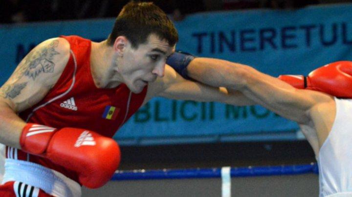 Молдавский боксер Октавиан Гратий выйдет на ринг против Евгения Вазэма