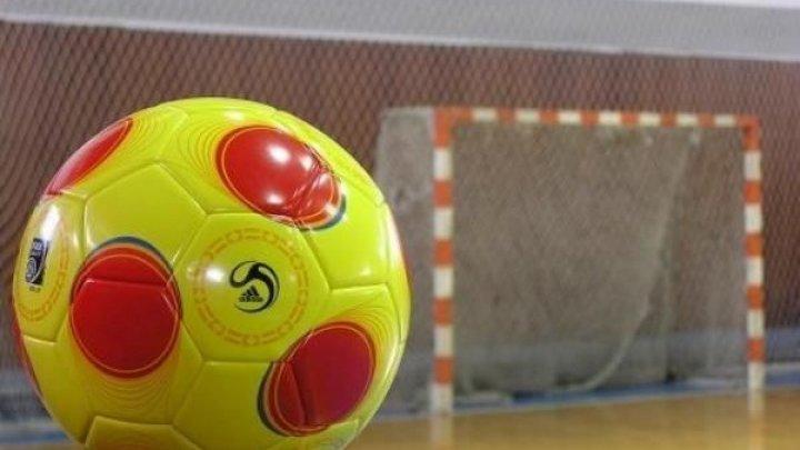 Сборная Молдовы по футзалу обыграла в товарищеском матче Голландию 5:3