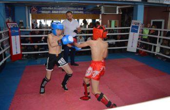 (ФОТО/ВИДЕО) В Бельцах состоялся детско-юношеский турнир по кикбоксингу