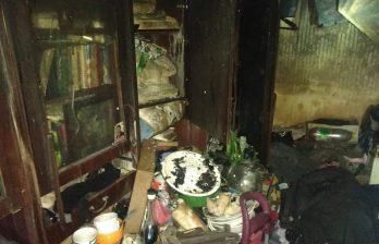 (ФОТО) Пожар в общежитии Бельц - причиной стало короткое замыкание