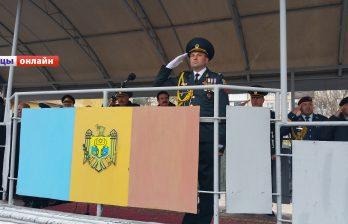 (ФОТО) Сегодня первая мотопехотная бригада в Бельцах отметила 27-ю годовщину