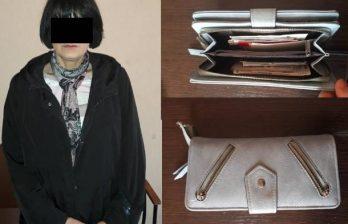 Полиция задержала 52-летнюю женщину-карманника