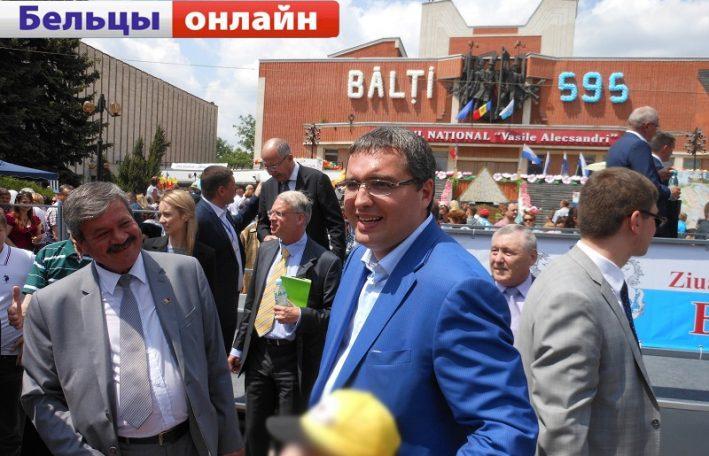 Бывший мэр Бельц Ренато Усатый объявлен в розыск на территории России