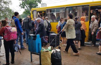 Дикий случай в Бельцах: у маршрутки отказали тормоза во время рейса