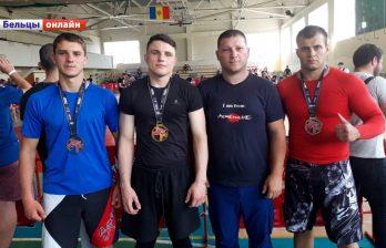 Бельчане завоевали четыре медали на международном чемпионате по грэпплингу