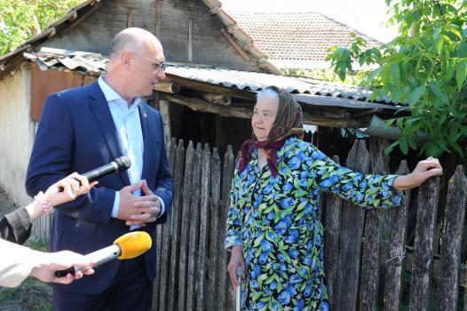 Премьер Павел Филип: Мы окажем помощь всем населенным пунктам, пострадавшим от наводнений