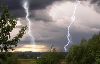 Молдову ожидают теплые и дождливые выходные