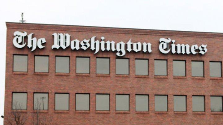 The Washington Times написал о ситуации в Молдове
