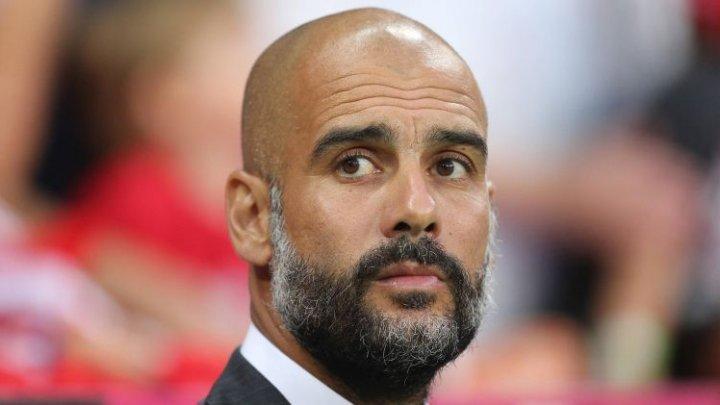 Хосеп Гвардиола возглавил рейтинг футбольных тренеров