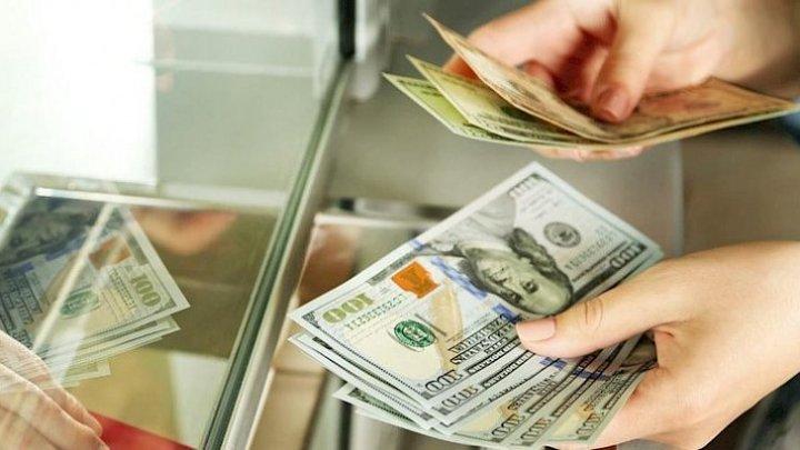Нацбанк отмечает снижение объема денежных переводов из-за рубежа