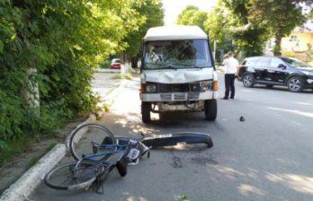 В Рышканском районе два велосипедиста попали в больницу в результате ДТП (фото)