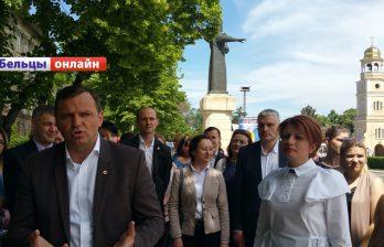 В парламенте начались переговоры между социалистами и АКУМ