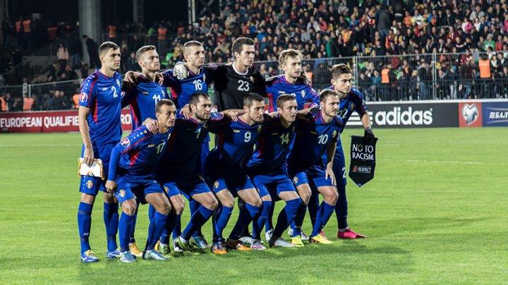 Сборная Молдовы прибыла в Албанию за два дня до матча
